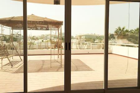 Master's Bedroom in a 3-bedroom Villa - Dubai