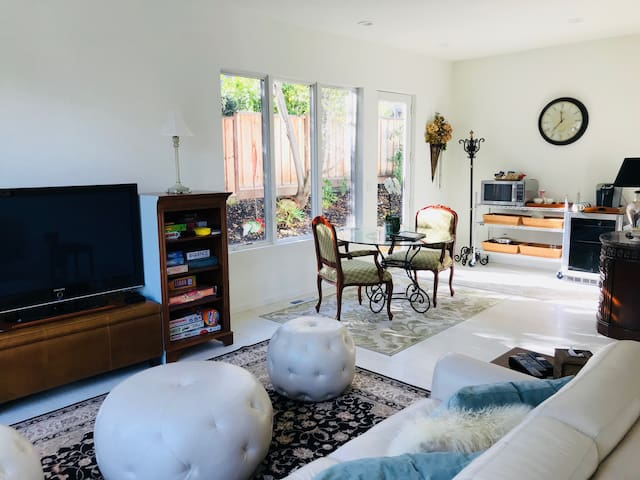One-of-a-Kind Guest Suite near Los Gatos