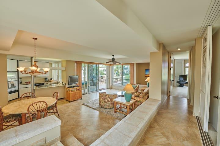 2-bedroom Wailea Condo with Sweeping Ocean Views!