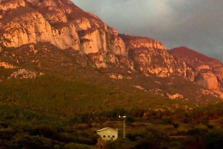 Lovely Mountain House in Pyrenees - Oliana - Cabin