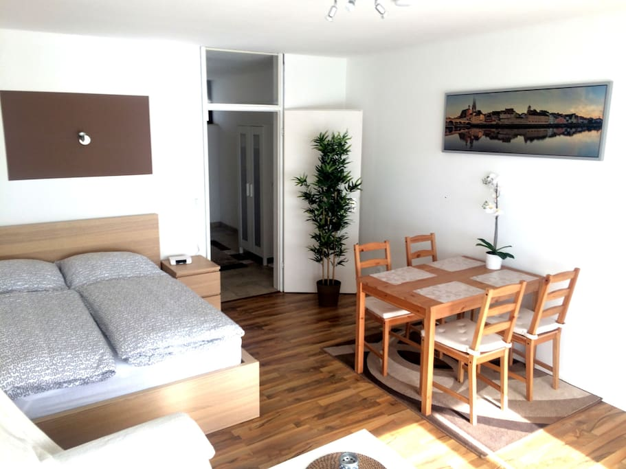 Appartment Westside Apartments for Rent in Regensburg