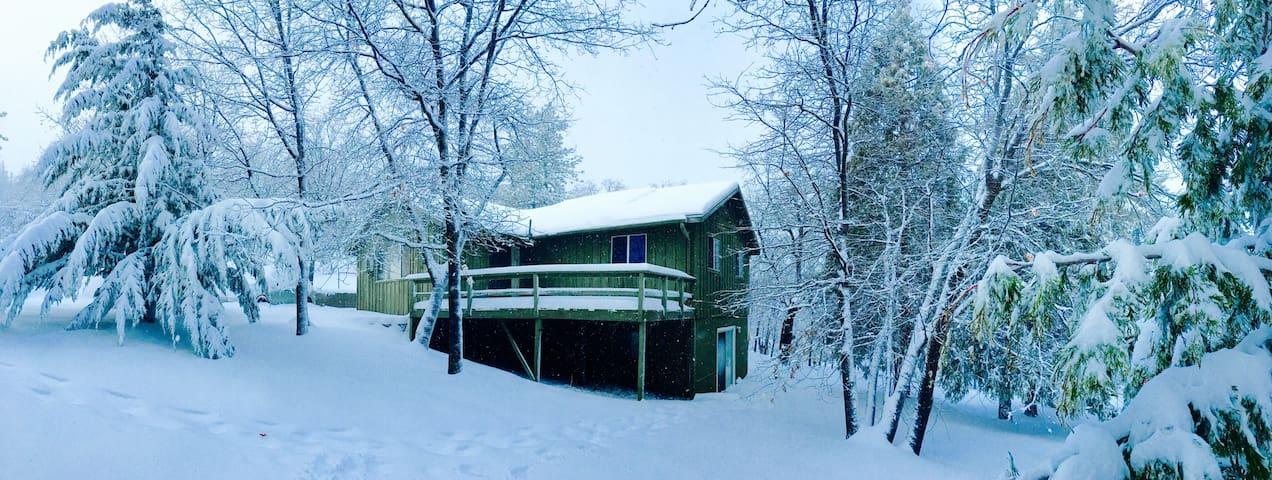 Mount Laguna Cabin Retreat