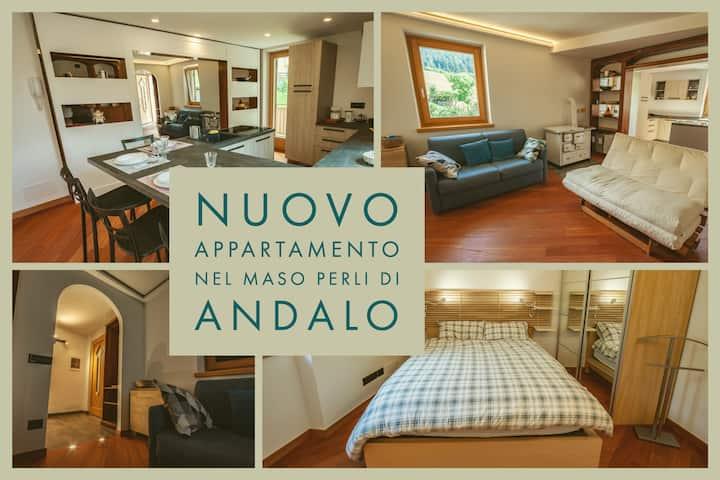 Nuovo appartamento nel Maso Perli di Andalo