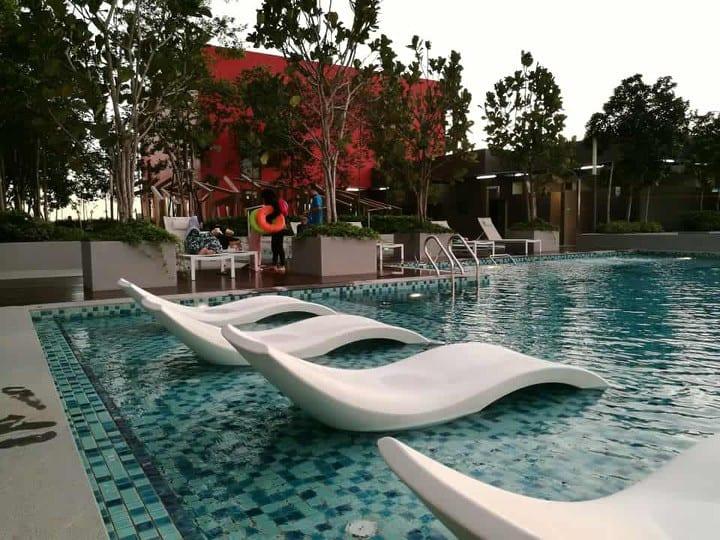 EMIRA Residences @AEON Mall MSU Sek 13 Shah Alam