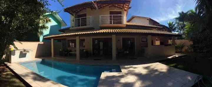 Casa de Praia em Guaratuba, Bertioga/SP