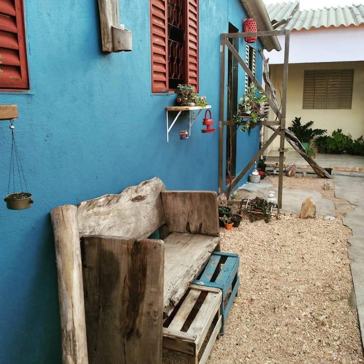 Cantinho de Fada, na bucólica vila de São Jorge-GO