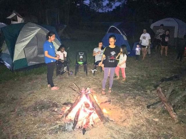 Adventure Camping Program @ FarmVille