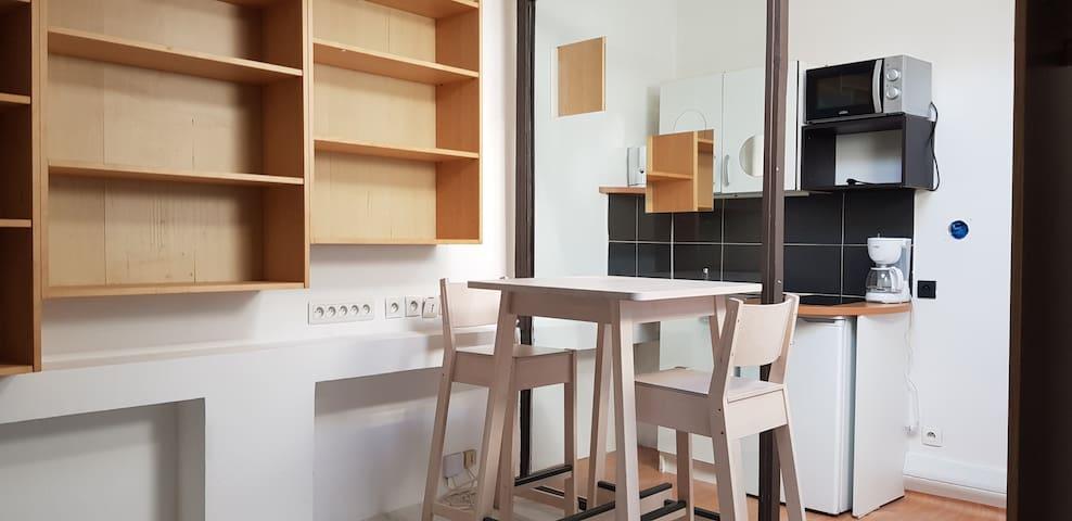 Studio a Villejuif  proche Paris