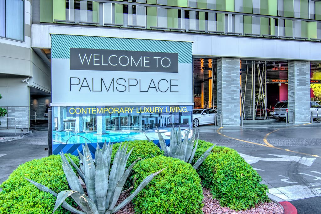 Welcome to Palms Place!
