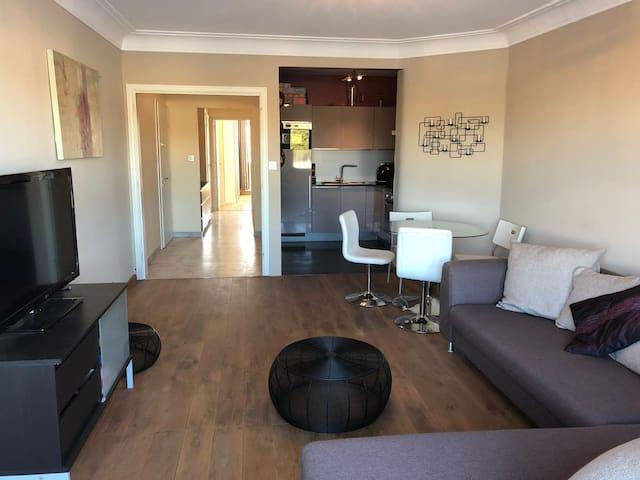 florence-appartement cosy à 5 min de la gare