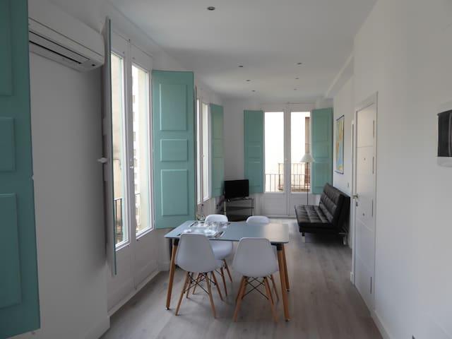 Apoteka apartamets 1r - Figueres - Apartment
