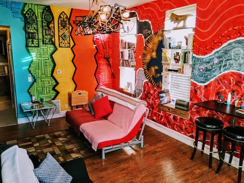 ArtBnB 2.0: Double the Accommodations/Inspirations