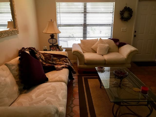 2/2 House on 1 acre! Close to Polo! - Loxahatchee - Dům