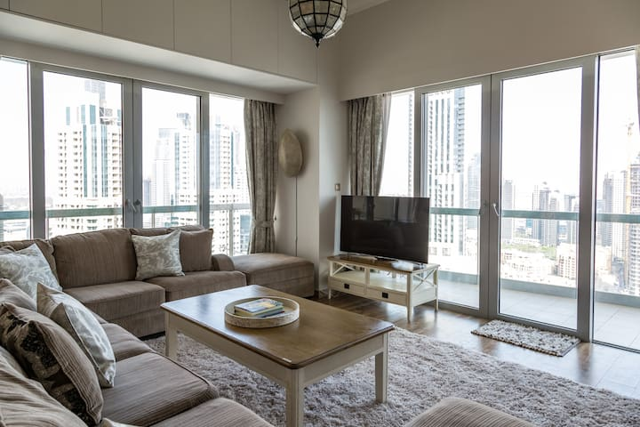 Increible Deluxe apartmento en Downtown!