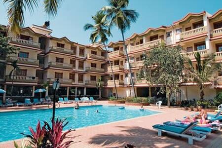 Beach Abode@Candolim - Highland Beach Resort - Candolim