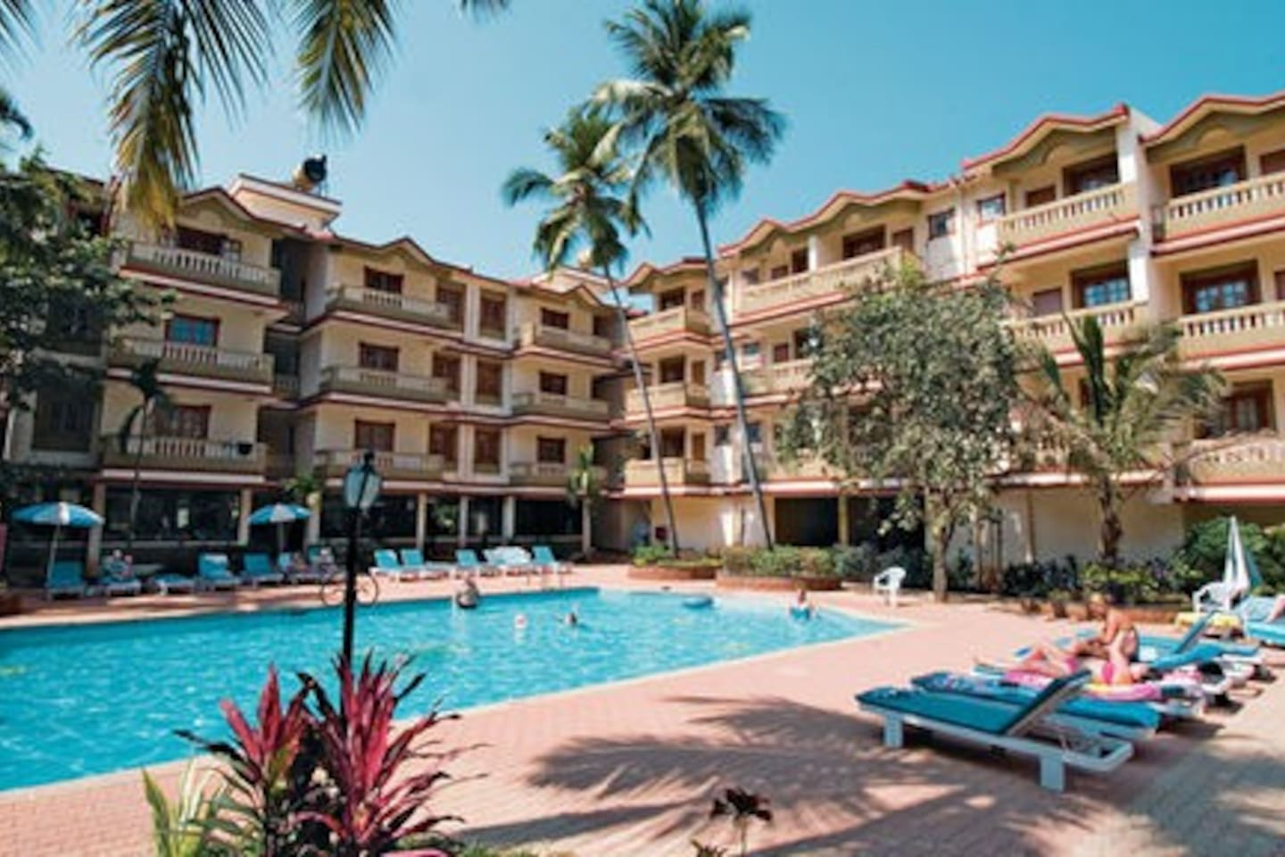 Beach Abode Candolim Highland Resort Resorts For In Goa India