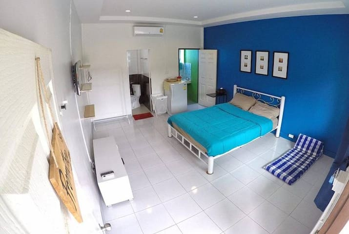 Budget Double room near Nai Harn Beach