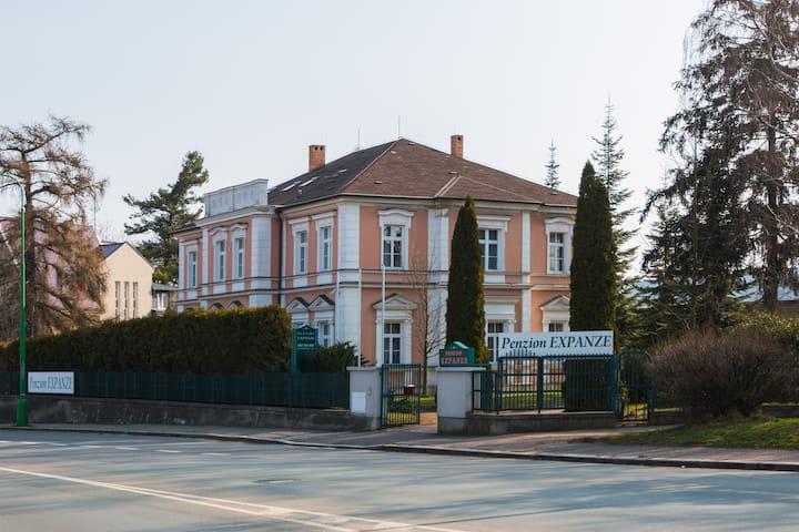 Penzion Expanze Jaroměř