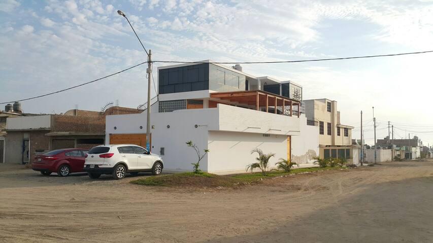 Casa de playa San Bartolo - San Bartolo - Dom