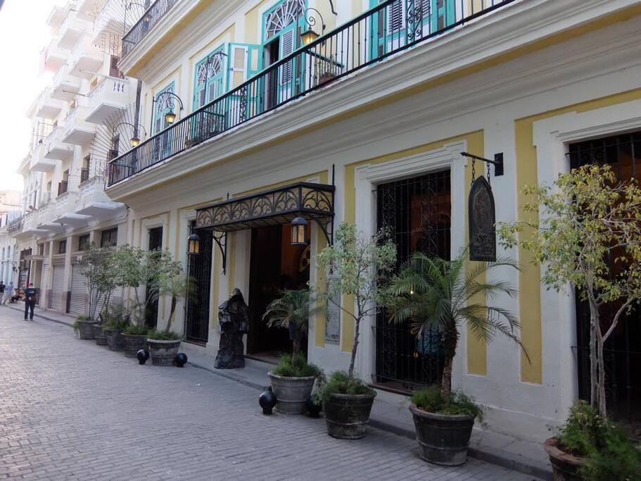 Calle Teniente Rey (Brasil)
