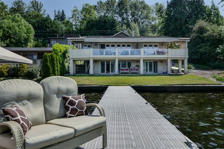 Bellevue Home on Lake Washington