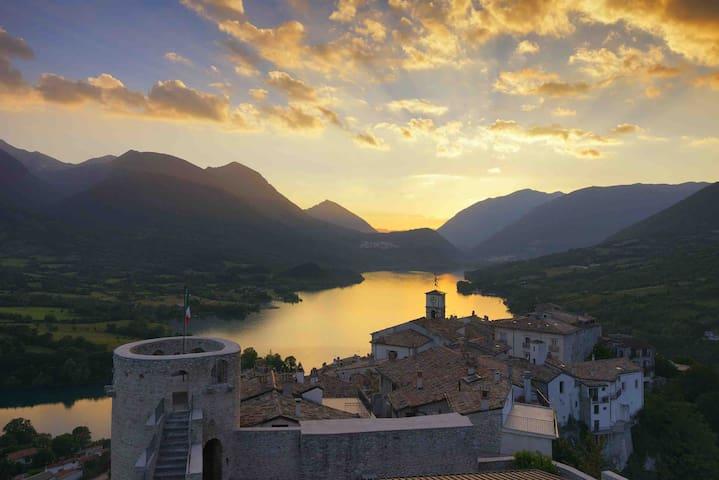 Barrea X4, la perla del Parco Nazionale d'Abruzzo