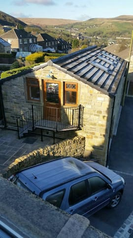 Detached stone chalet - Marsden - Chalupa
