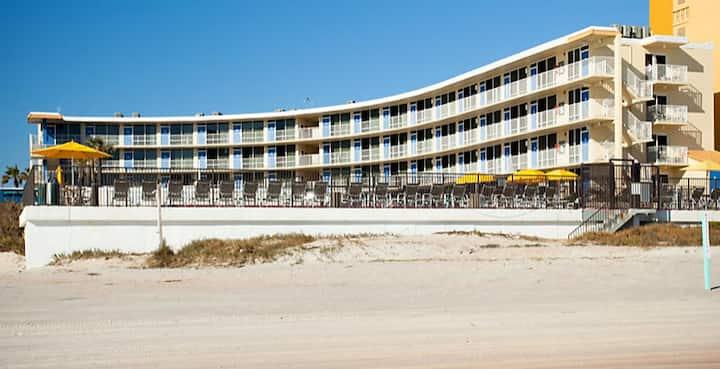 Efficiency condo at Outrigger Beach Resort