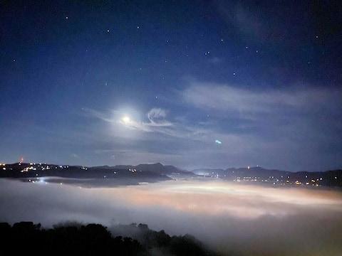 "Hacienda Los Custodio ""House on the Clouds"""