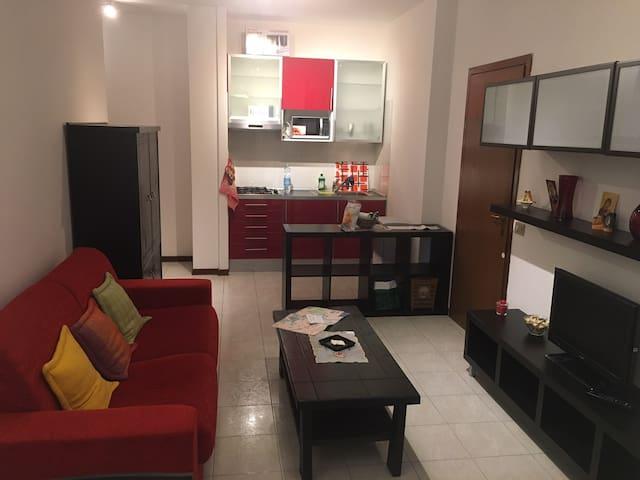 Appartamento vicinanze via Tiburtina altezza GRA
