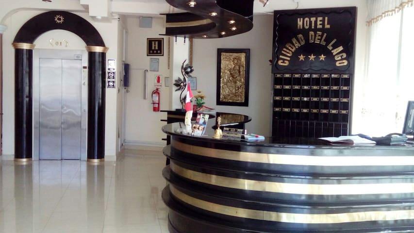 Hotel Terra Mística Ciudad de Lago Puno