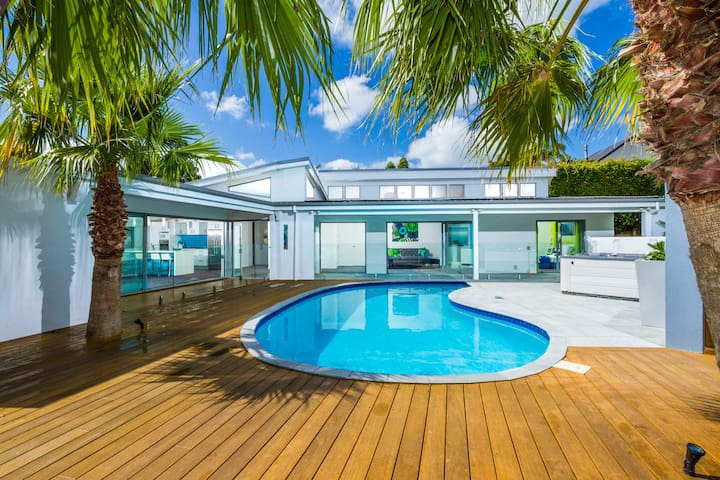 Luxury Paradise By The Sea - Auckland - Dům