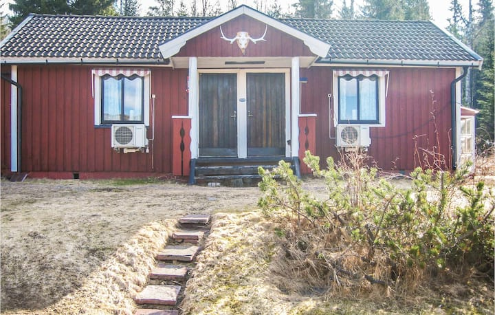 Nice home in Transtrand with Sauna, WiFi and 0 Bedrooms