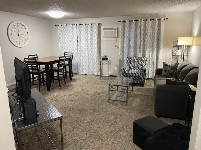 """The Hearth"" 2 bed Bismarck condo, great location"