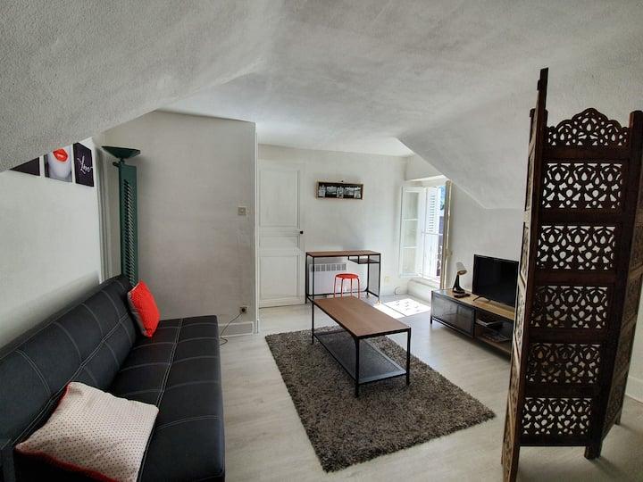 Appartement tout confort de 44 m2. FREE WIFI
