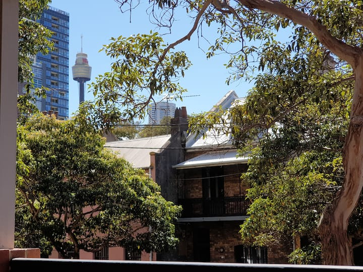 Sydney Darlinghurst Apartment City Views Hyde Park