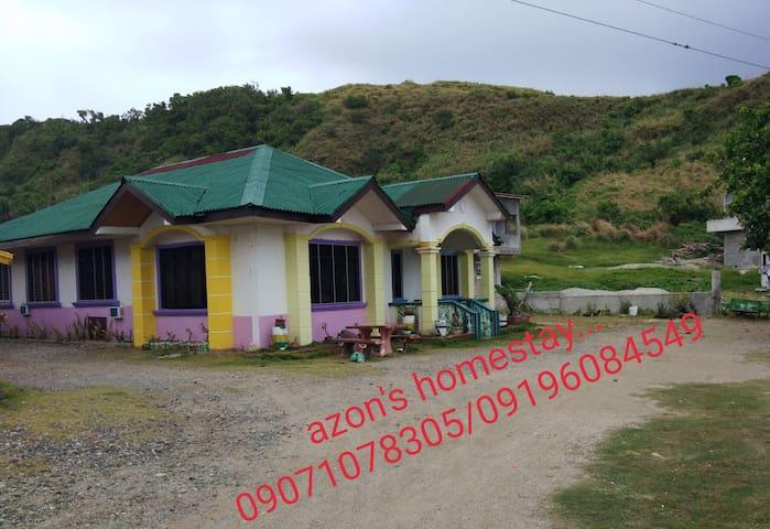 Azon's Pension House (main )