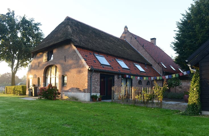 Farmhouse in city, close to nature reserve - 's-Hertogenbosch - Talo