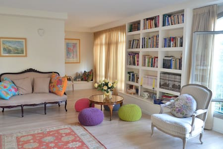 Private BR and Bath in Lovely House - Jerusalem - Σπίτι