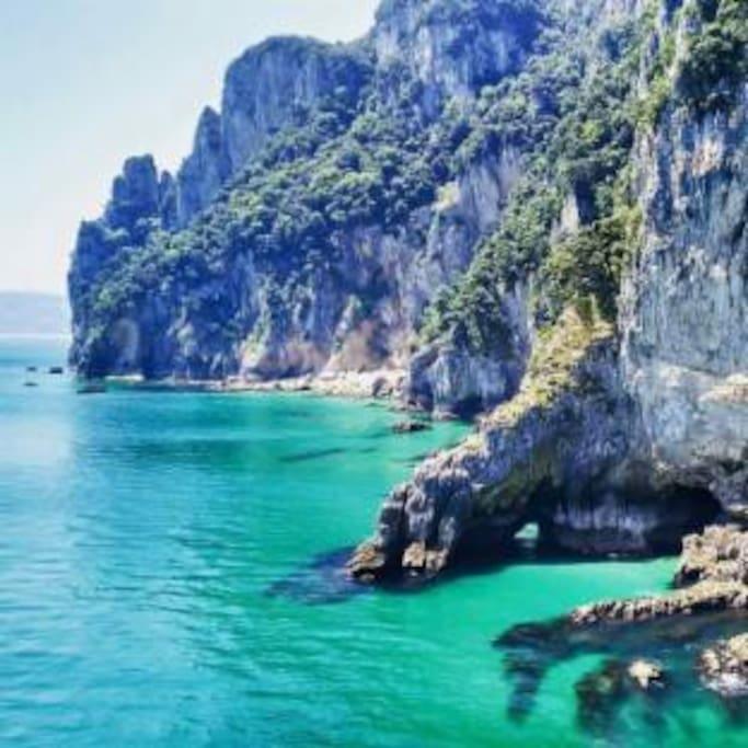 La costa de Santoña