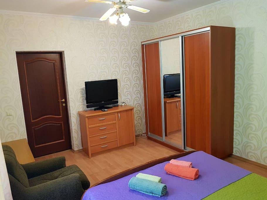 Эта же комната на 3 этаже