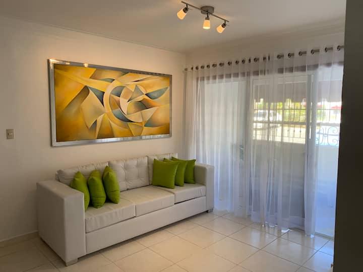 Hermoso, cómodo Apartamento Nuevo  Excelente Zona