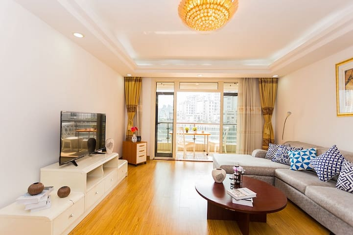 The Bund area 3br Apartment - Shanghai - Appartement