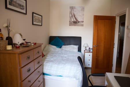 Bright Seaview Apartment - Portsmouth - Lakás