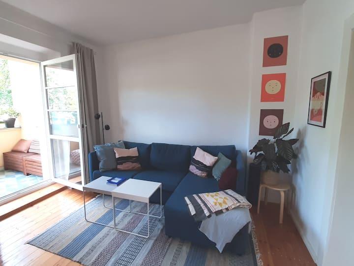 Spacious room in the beautiful Prenzlauer Berg
