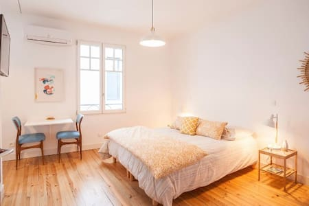 Studio in artist atelier 10km from the atlantic - Saint-Vincent-de-Tyrosse - Apartament