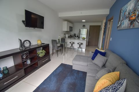 New Fully Equipped Apartment Near San José