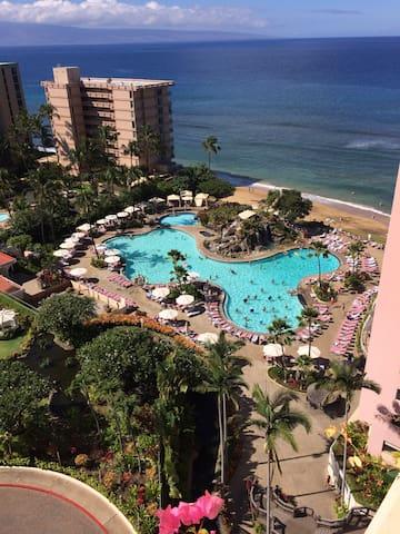 Luxury ocean-front resort! - Lahaina - Condo
