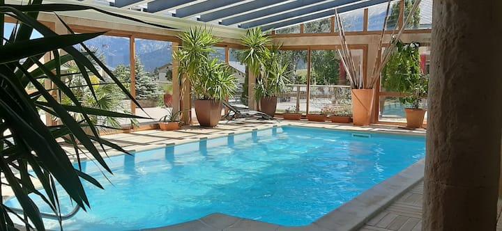 Chez Lyli :) montagne, piscine, jaccuzzi, sauna !