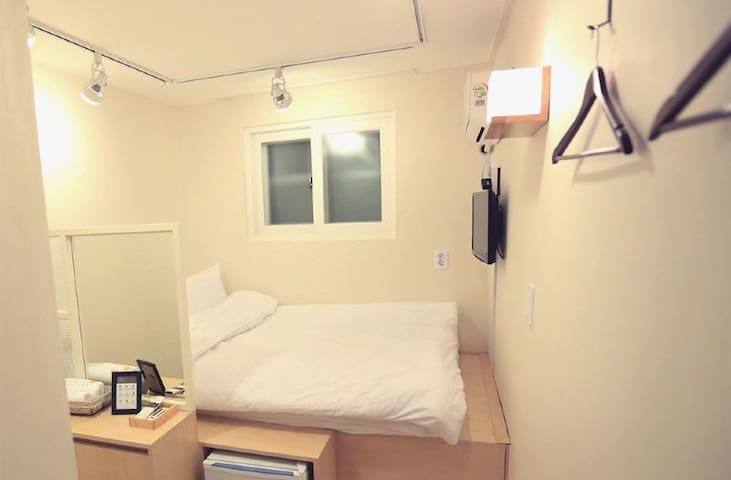 Hi Guesthouse Double room 102